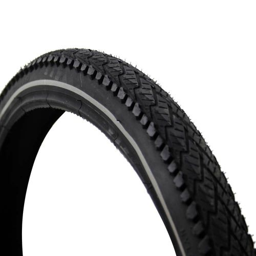 Deli Tire buitenband SA-282 20 x 1.95 zwart refl