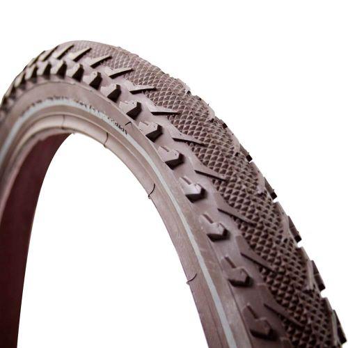 Deli Tire buitenband S-207 22 x 1.75 bruin refl