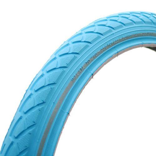 Deli Tire buitenband SA-206 22 x 1.75 licht blauw refl