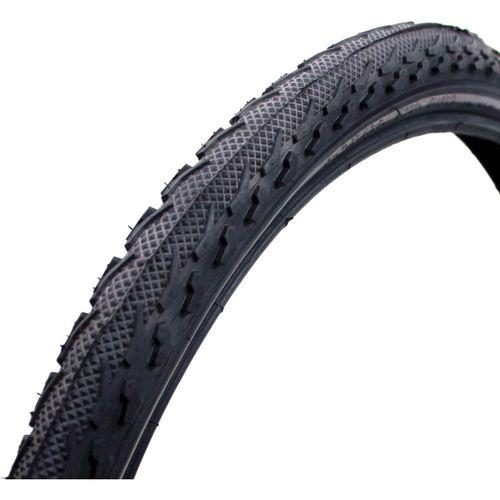 Deli Tire buitenband S-207 22 x 1.75 zwart refl