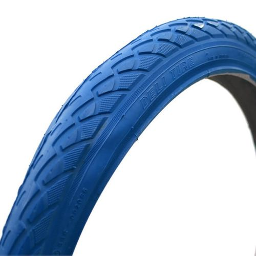 Deli Tire buitenband SA-206 24 x 1.75 donker blauw refl