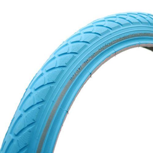 Deli Tire buitenband SA-206 26 x 1.75 licht blauw refl