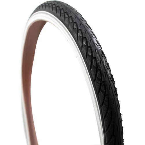Deli Tire buitenband SA-206 26 x 1.75 zw/wit refl