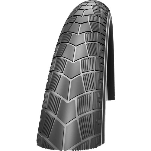 28x2.00 Bigpac Puncture Protection zwart RS 711007