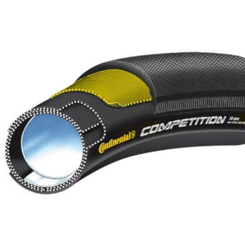 ##Tube 22-622 Competition zwart 0196138 Continenta