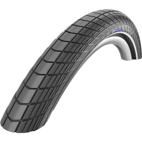 Schwalbe buitenband Big Apple R-Guard 24 x 2.00 zwart