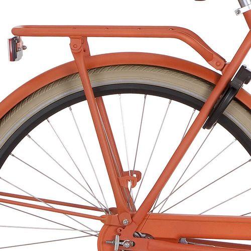 Cortina achterdrager 28 U1 H61 mat oranje
