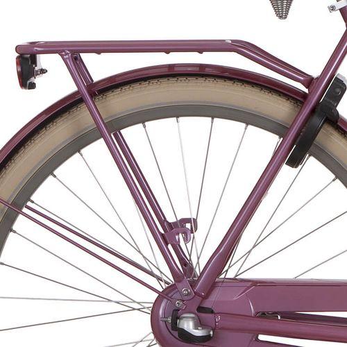Cortina achterdrager U5 D57 cyclamen