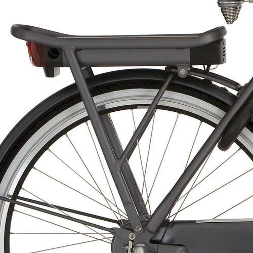 Cortina achterdrager E-U4 modern grey matt