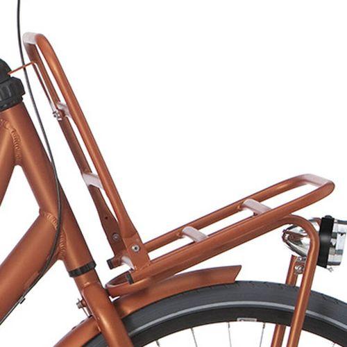 Cortina voordrager U4 D copper matt