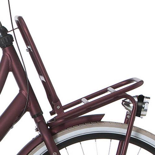 Cortina voordrager U4 D teak brown matt