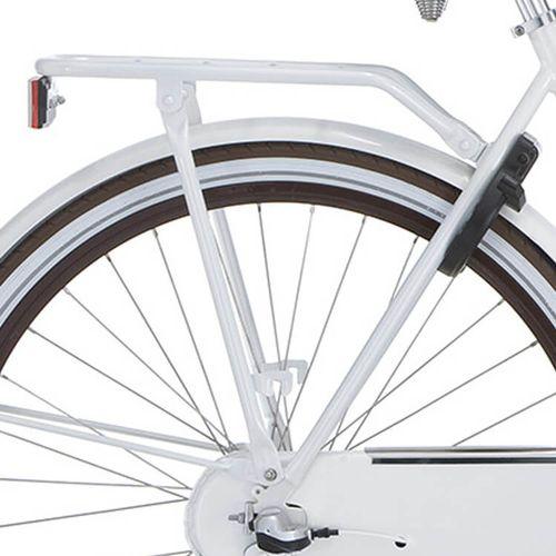 Cortina achterdrager U4 50 white pearl