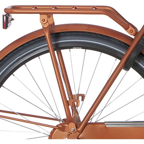 Cortina achterdrager U4 50 copper matt