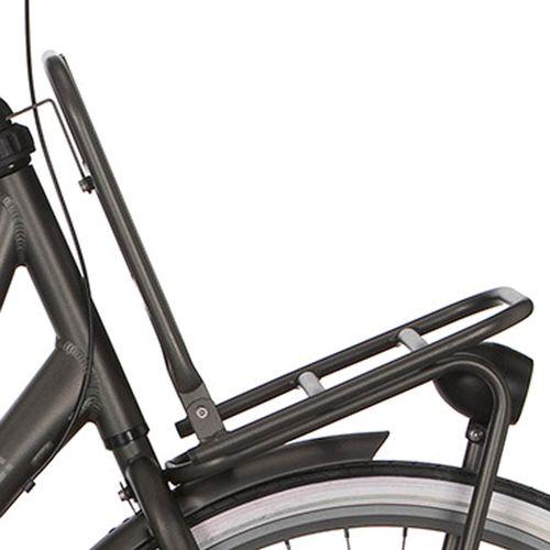 Cortina voordrager U4 D black graphite matt