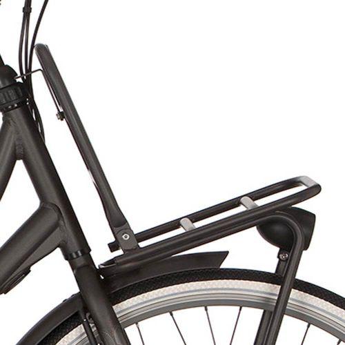 Cortina voordrager E-U4 D50-D61 black graphite matt