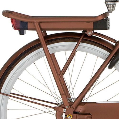 Cortina achterdrager E-U4 sparkle brown matt