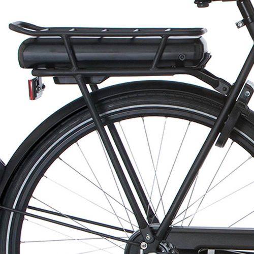 Cortina achterdrager E-U1 46 black matt