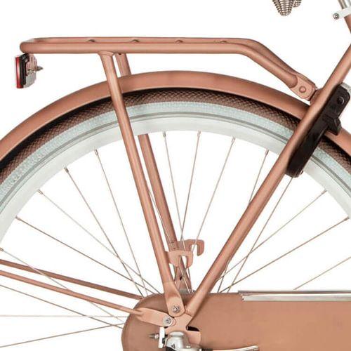 Cortina achterdrager U4 50 pearl frappe matt