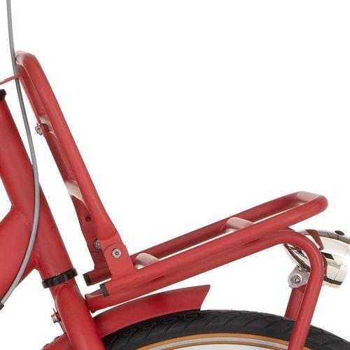 Cortina voordrager bovendelen 24/26 true red matt