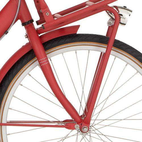 Cortina voordrager basis deel 24 true red matt