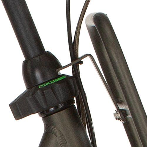 Cortina balhoofd beugel voordrager 28 D elegance green matt