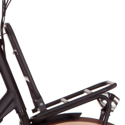 Cortina voordrager bovendelen 28 jet black matt