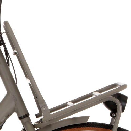 Cortina voordrager bovendelen 28 quarz grey matt