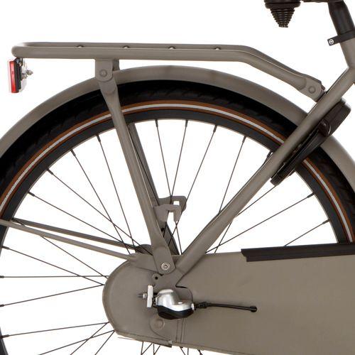 Cortina achterdrager 24 U4 quarz grey matt