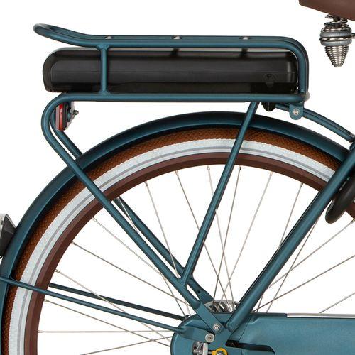 Cortina achterdrager E-U4 Bafang irish blue matt 170mm