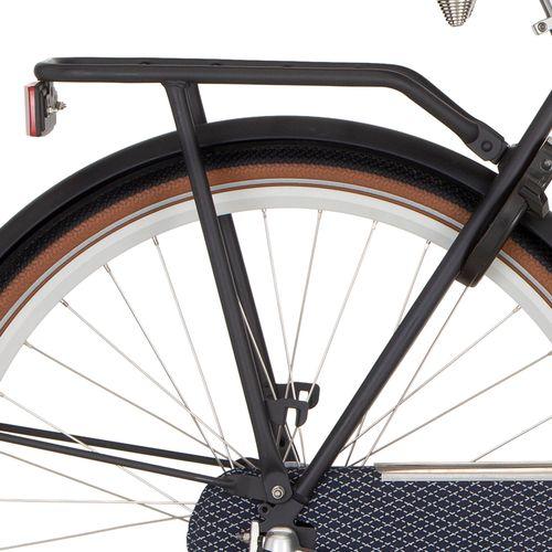 Cortina achterdrager U4 61 dark grey matt