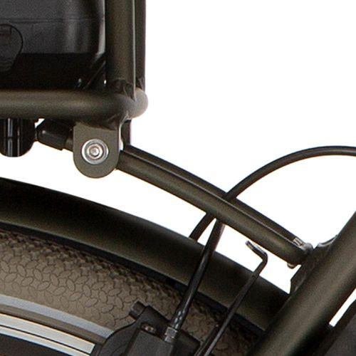 Cortina achterdrager bracket 170mm Bafang elegance green mat