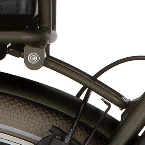 Cortina achterdrager bracket 130mm Bafang elegance green mat