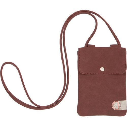 Cortina Tunis Phone Bag canv/leather Cyclaam