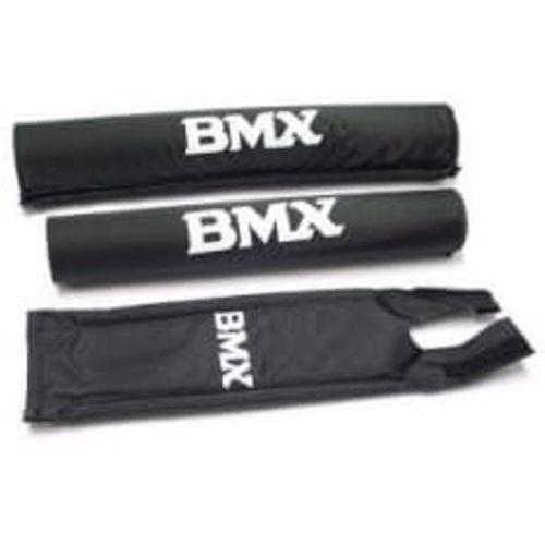 cross BMX padset zwart