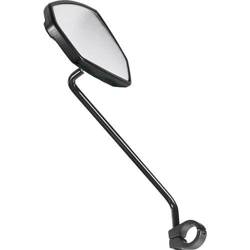Ergotec spiegel M-77L zwart zand