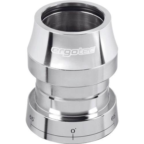 Ergotec balhoofd set Ahead A118AC-ES +lock 1/8 zilver