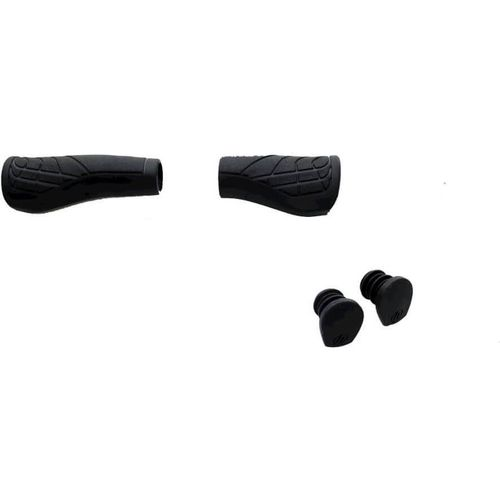Herrmans handvat Line DD36 zwart 90/125mm (paar)