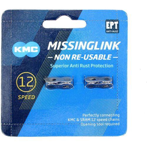 Kmc kettingschakel missinglink 12nr ept zilver (2)