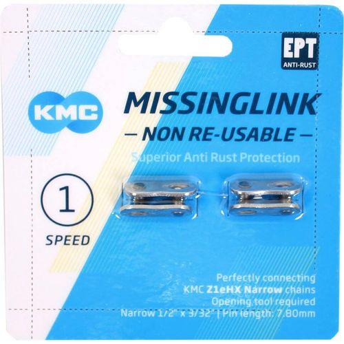 Kmc kettingschakel singlespeed m-link z1ehx  1/2x3