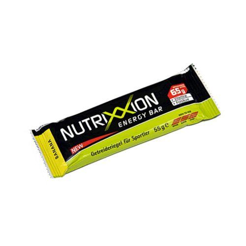 Nutrix reep banaan 55g
