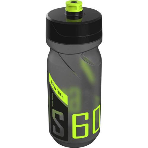 Bidon S600 met schroefdop - 600 ml - transparant