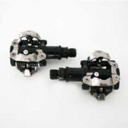 Pedaalset SPD M520 Met Plaatjes SM-SH51 - zwart
