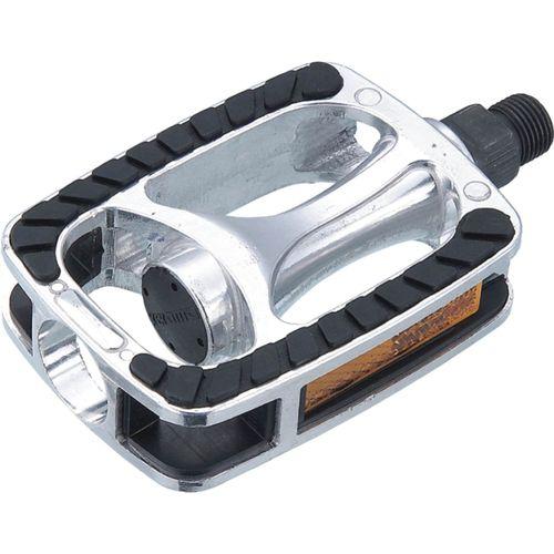 Pedaalset SP-811 Anti-Slip zilver