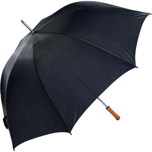 Opvouwbare paraplu groot ø130cm - dubbele rits