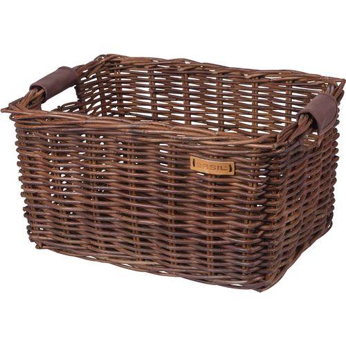 Basil mand riet Dorset L brown
