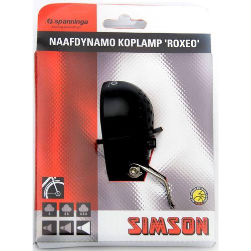 Lamp v spanninga (naaf)dynamo roxeo xda on/off aut