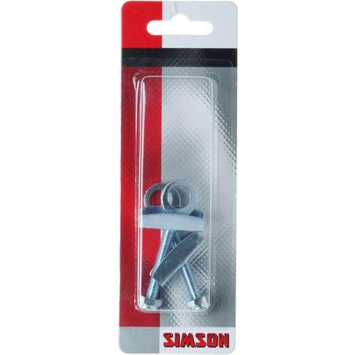 Simson kettingspanners zilver (2)