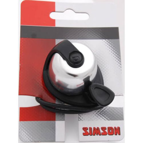 DB0904A Simson Bel ALLURE chroom-zwart