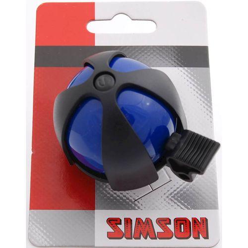 DB0904A Simson Bel SPORT kobalt-zwart