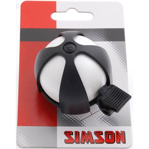 DB1103A Simson Bel SPORT wit-zwart
